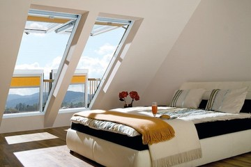 SB Homes asks roof windows 4 you loft ideas