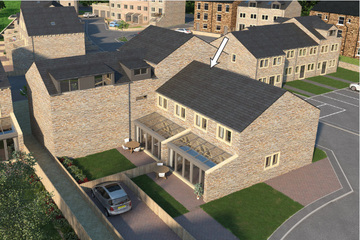 Plot 17 - 3 bedroom house