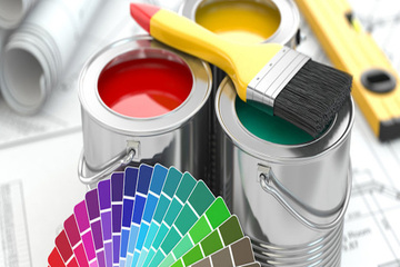 Choosing colours for your new home, SB Homes