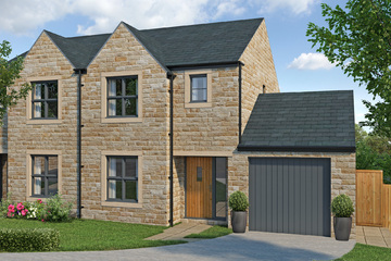 New homes for sale, Linthwaite, Huddersfield