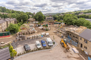 SB Homes, Huddersfield house developer. New homes in Slaithwaite