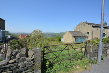 New home development in Linthwaite, Huddersfield - plans submitted by SB Homes for 17 houses