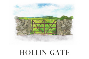 Hollin Gate in Linthwaite, West Yorkshire, is now open for reservations | 4 bedroom detached homes for sale