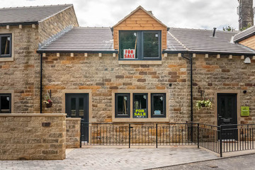 Show home at Empire Works, Slaithwaite, Huddersfield