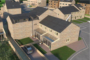 Plot 18 - 3 bedroom house