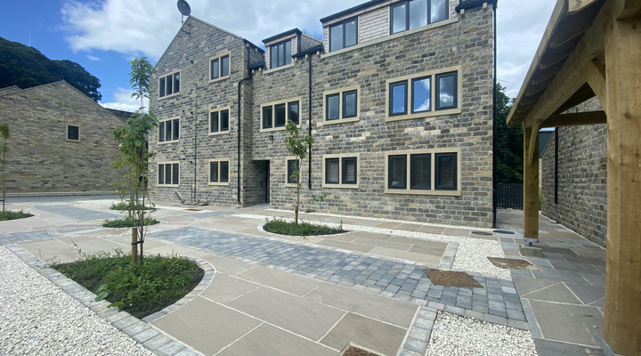 Empire Works, Slaithwaite, Huddersfield - New Homes for sale